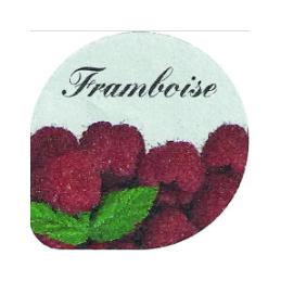 opercule 68.3 Framboise/2000p