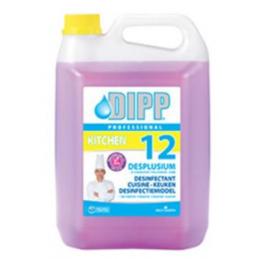 DIPP12-DESINFECTANT 5 Ltr